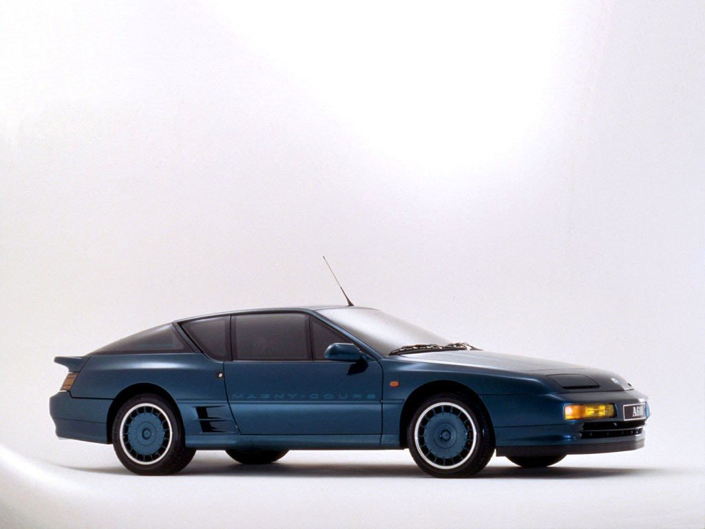 Alpine A610 1991 - 1995 Coupe #8