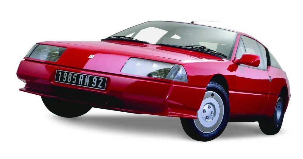 Alpine GTA 1985 - 1990 Coupe #5