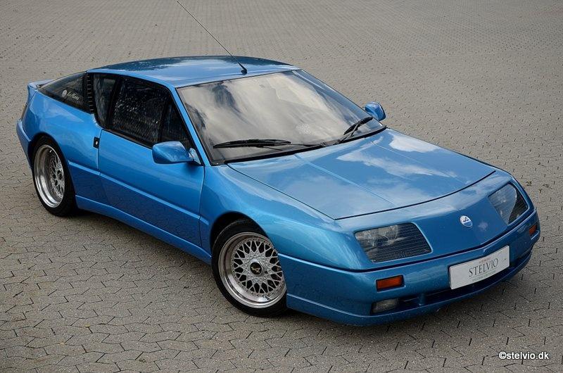 Alpine GTA 1985 - 1990 Coupe #8