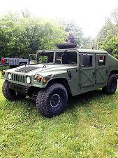 AM General HMMWV (Humvee) 1984 - now SUV 5 door #5
