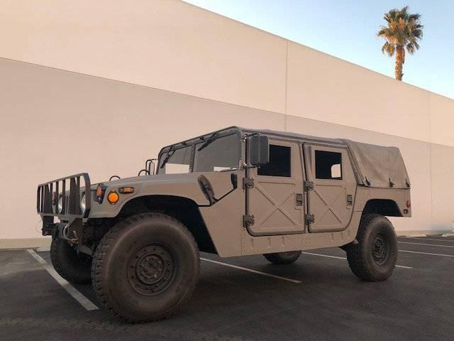 AM General HMMWV (Humvee) 1984 - now SUV 5 door #7
