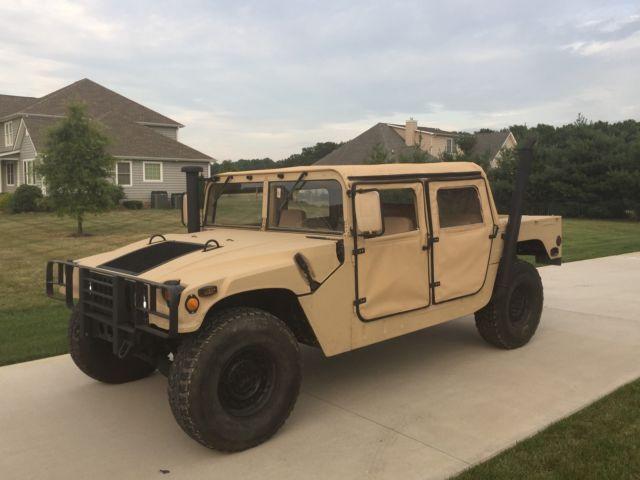 AM General HMMWV (Humvee) 1984 - now SUV 5 door #6