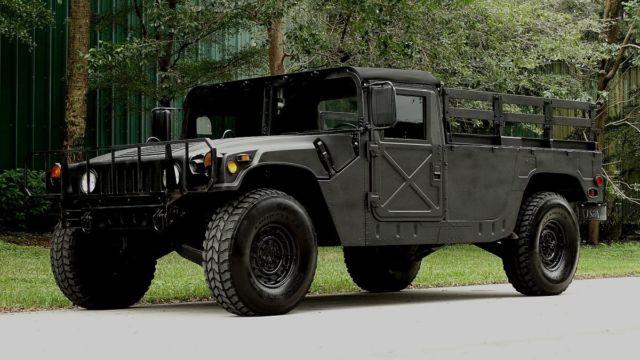 AM General HMMWV (Humvee) 1984 - now SUV 5 door #2