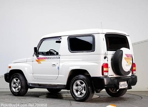 Asia Retona 1997 - 2003 SUV 3 door #2