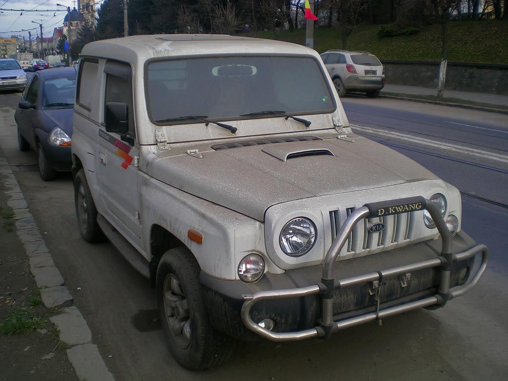 Asia Retona 1997 - 2003 SUV 3 door #7