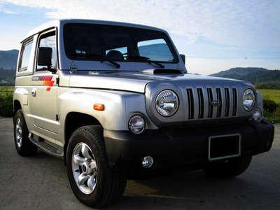 Asia Retona 1997 - 2003 SUV 3 door #8
