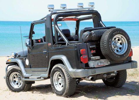 Asia Rocsta 1989 - 1998 SUV 3 door #3