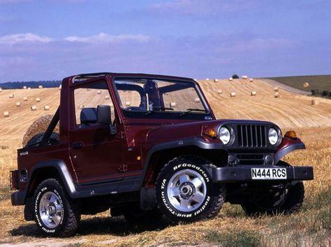 Asia Rocsta 1989 - 1998 SUV 3 door #5