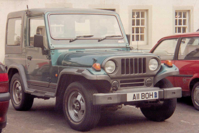 Asia Rocsta 1989 - 1998 SUV #2