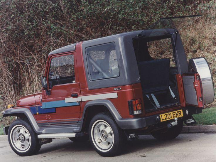Asia Rocsta 1989 - 1998 SUV #6