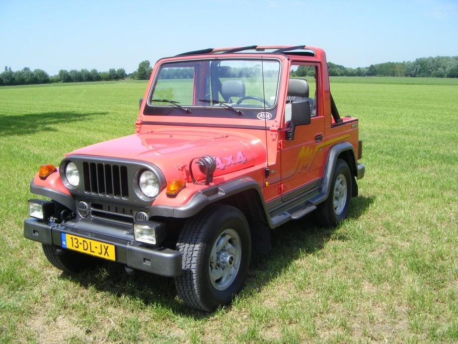 Asia Rocsta 1989 - 1998 SUV #3
