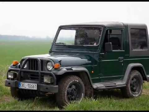 Asia Rocsta 1989 - 1998 SUV #8