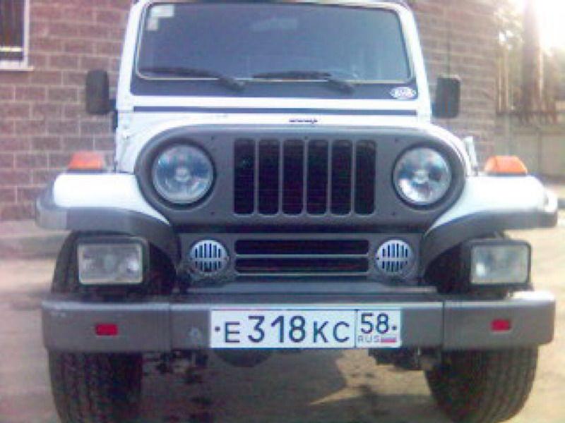 Asia Rocsta 1989 - 1998 SUV #7