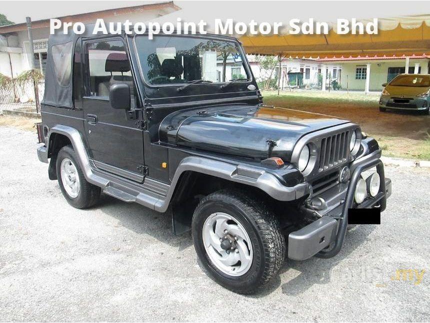 Asia Rocsta 1989 - 1998 SUV #4