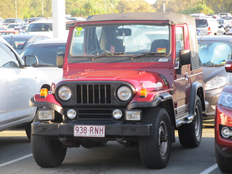 Asia Rocsta 1989 - 1998 SUV #5
