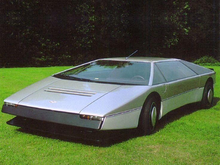 Aston Martin Bulldog 1980 - 1982 Coupe #5