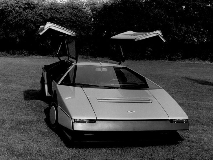 Aston Martin Bulldog 1980 - 1982 Coupe #4
