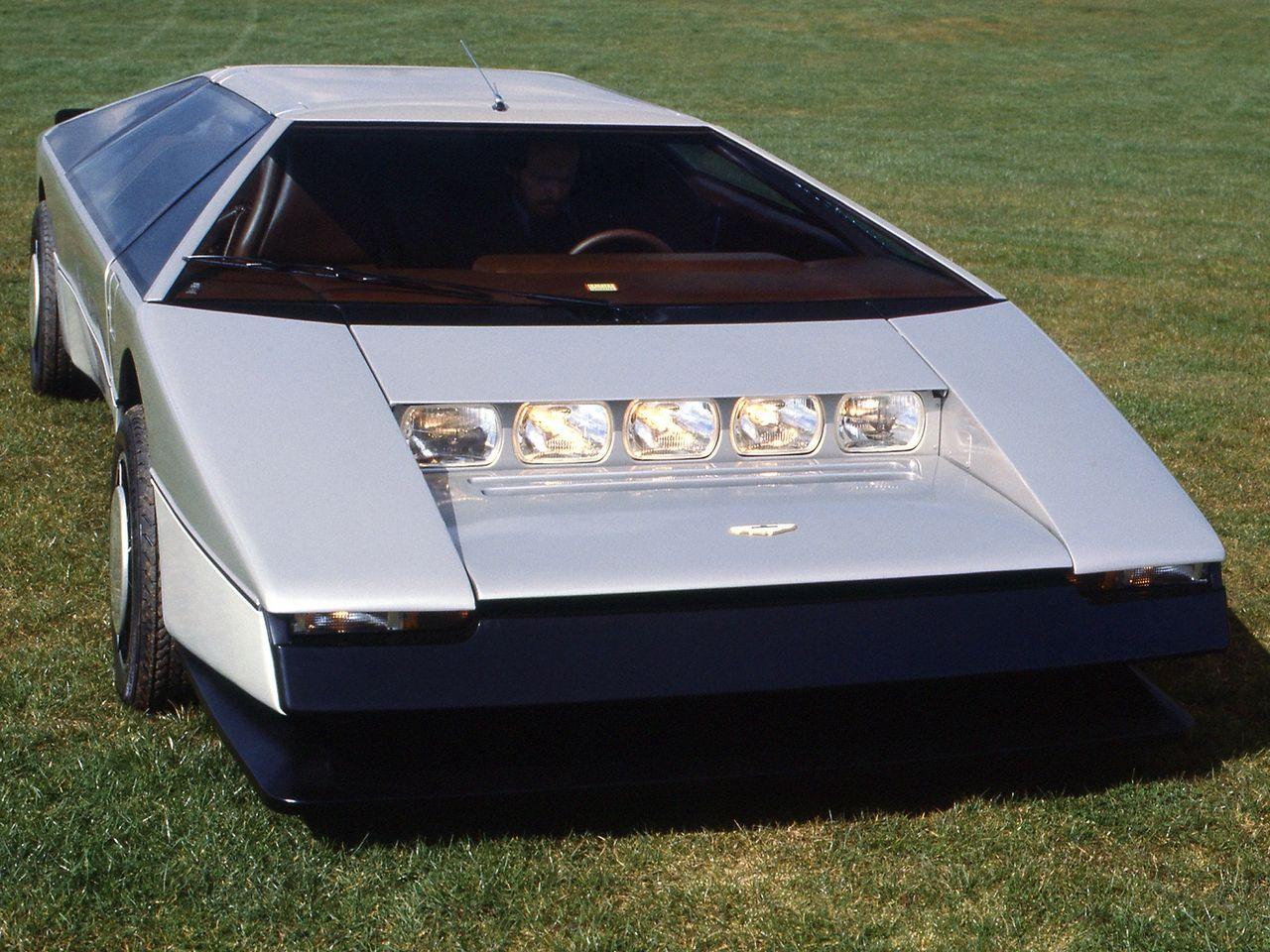 Aston Martin Bulldog 1980 - 1982 Coupe #1