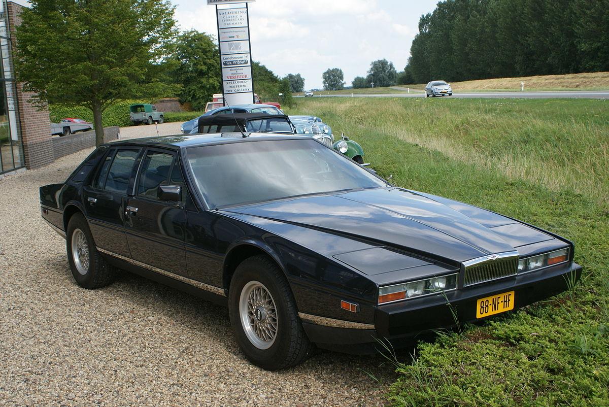 Aston Martin Bulldog 1980 - 1982 Coupe #2