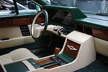 Aston Martin Bulldog 1980 - 1982 Coupe #8