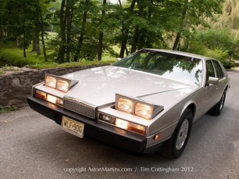 Aston Martin Bulldog 1980 - 1982 Coupe #3