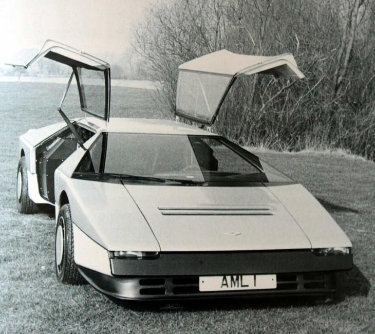 Aston Martin Bulldog 1980 - 1982 Coupe #6