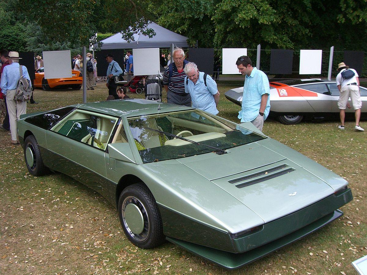 Aston Martin Bulldog 1980 - 1982 Coupe #7