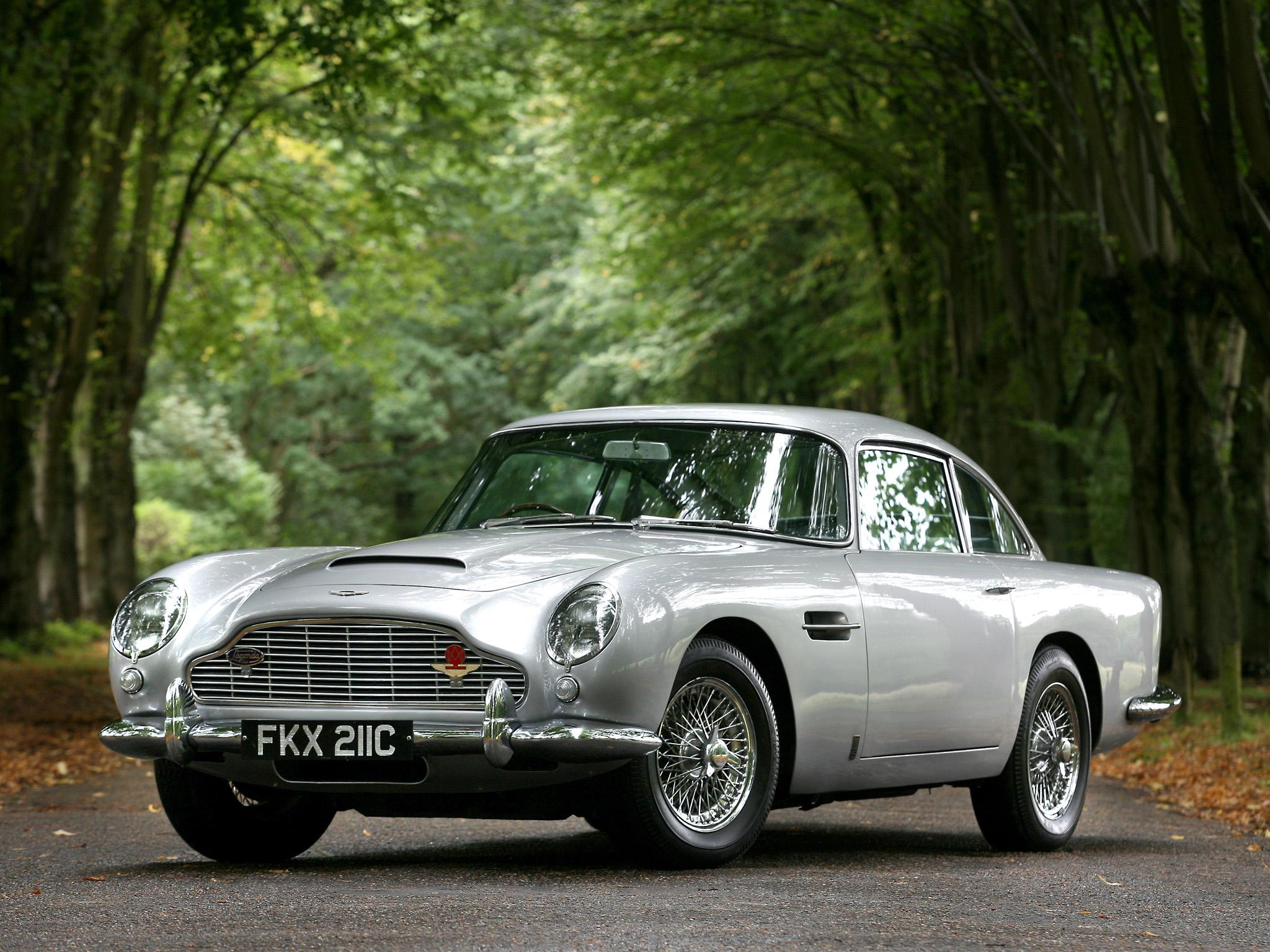 Aston Martin DB5 1963 - 1965 Coupe #2
