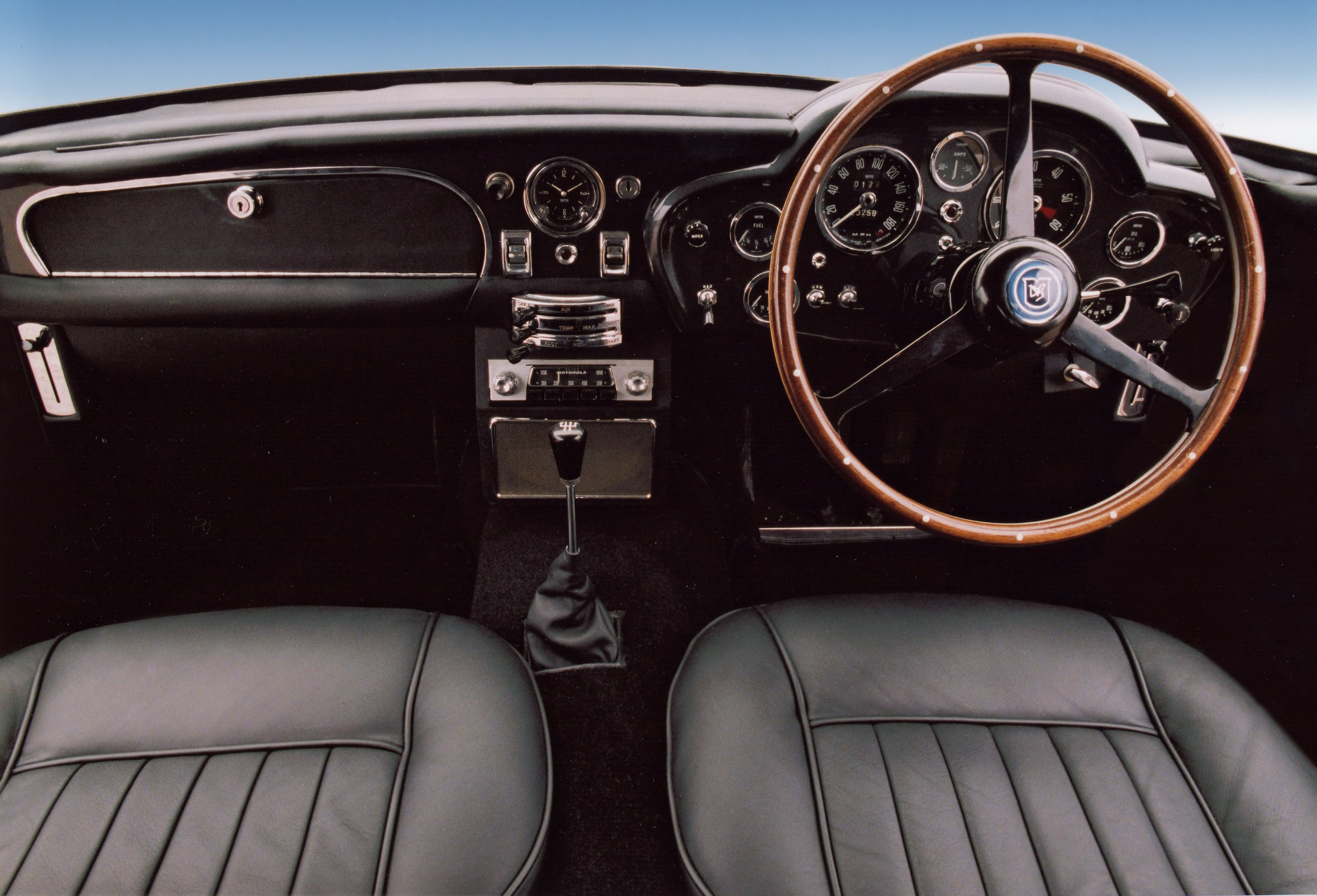 Aston Martin DB5 1963 - 1965 Coupe #4