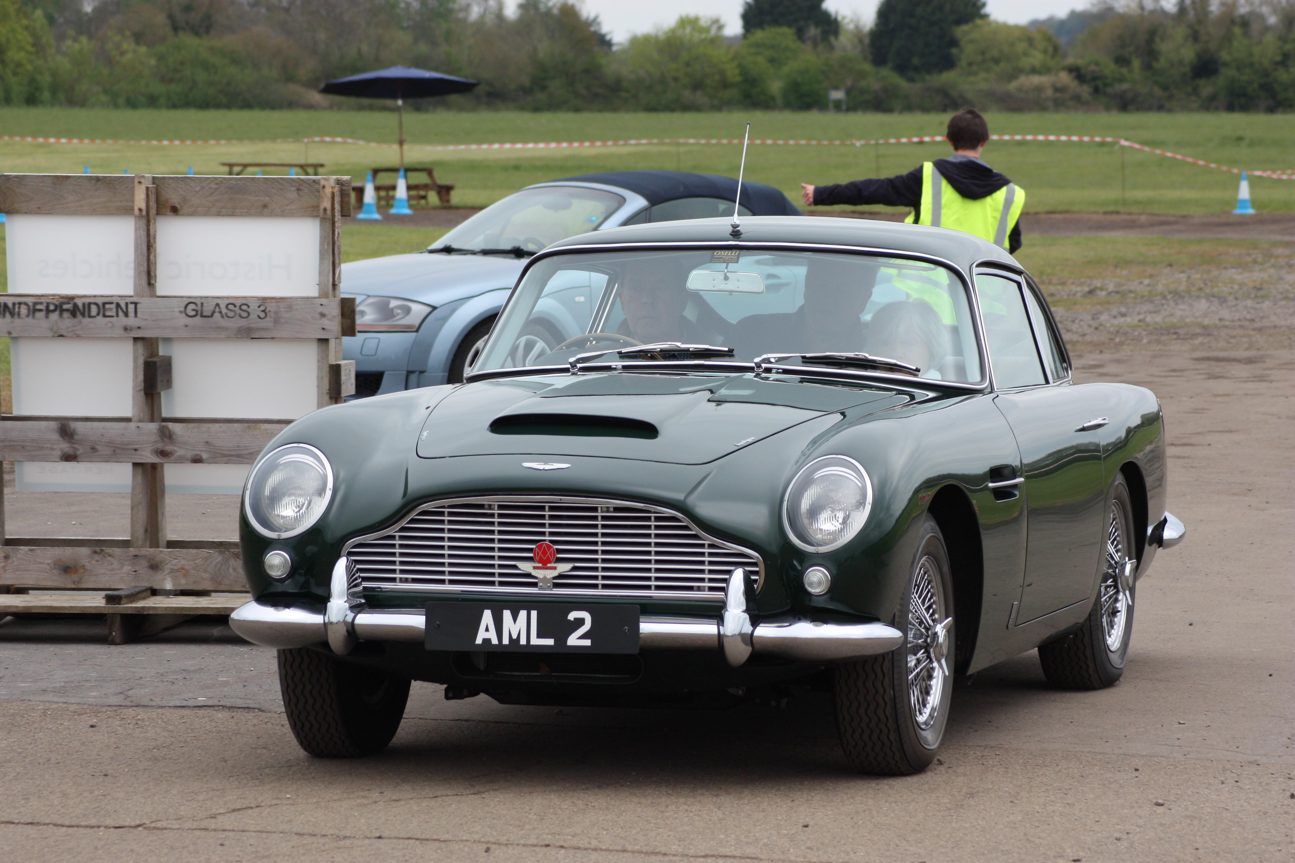 Aston Martin DB5 1963 - 1965 Coupe #1
