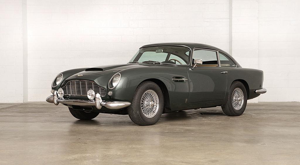 Aston Martin DB5 1963 - 1965 Coupe #8