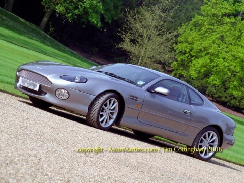 Aston Martin DB7 I Restyling 1999 - 2003 Coupe #1