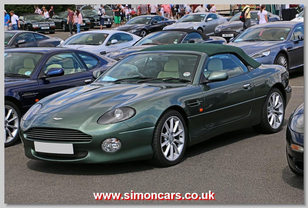 Aston Martin DB7 I Restyling 1999 - 2003 Coupe #5