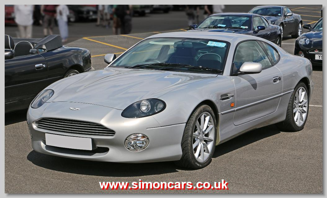 Aston Martin DB7 I Restyling 1999 - 2003 Coupe #6