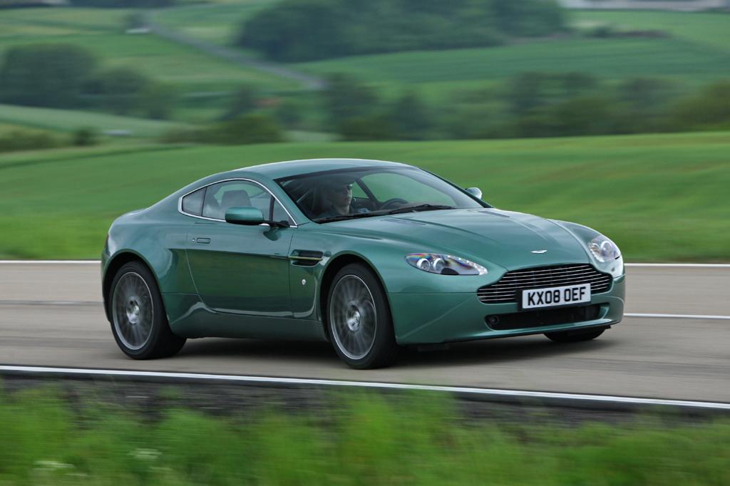 Aston Martin V12 Vantage 2009 - now Coupe #3