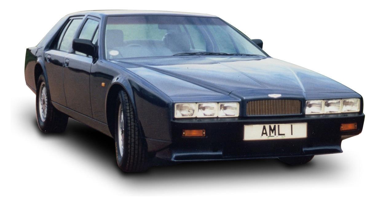 Aston Martin Lagonda 1976 - 1997 Sedan #8
