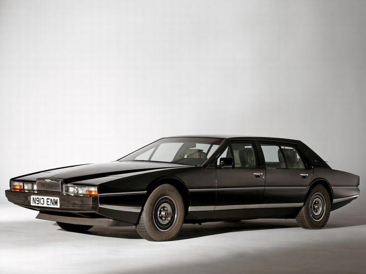 Aston Martin Lagonda 1976 - 1997 Sedan #1