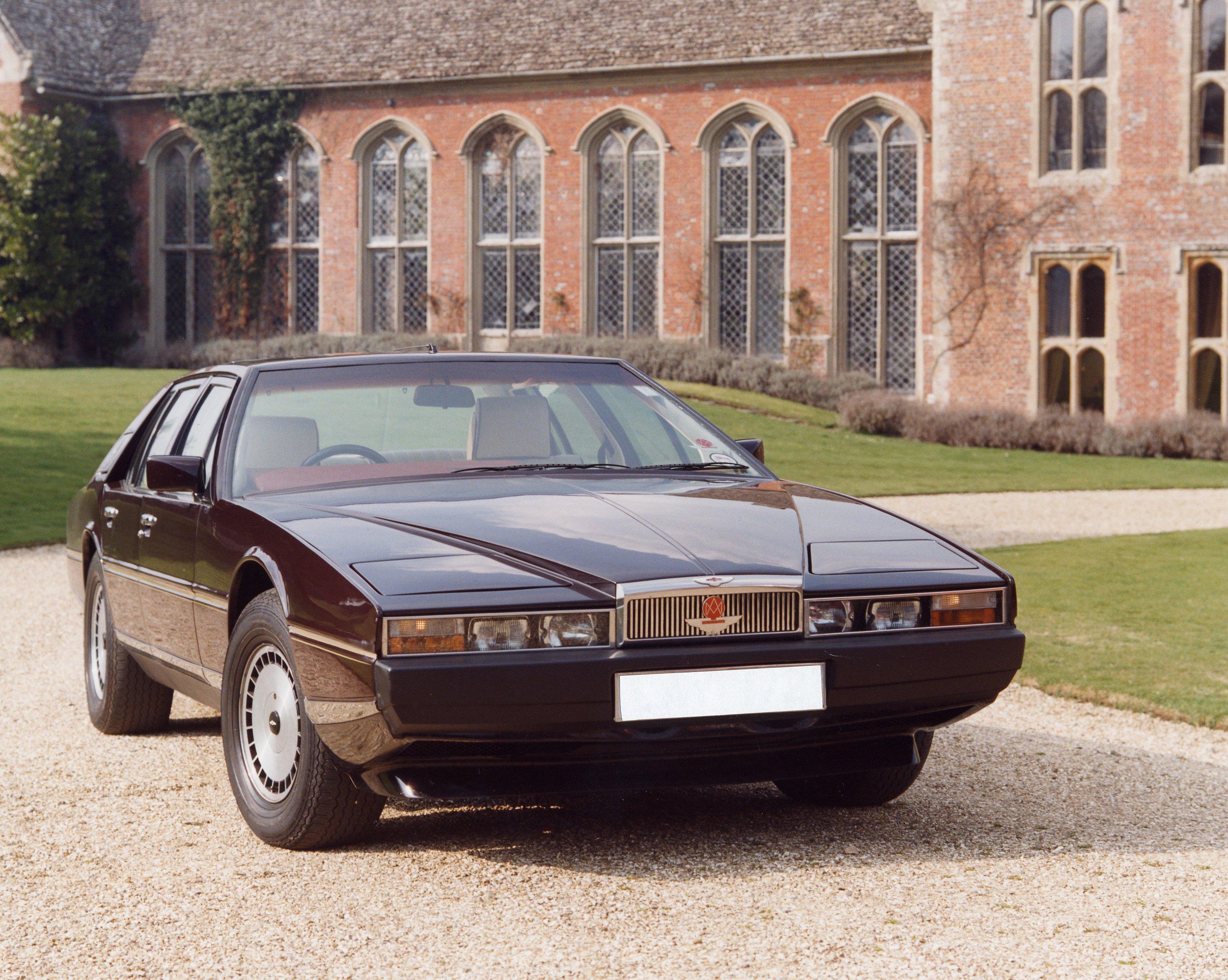 Aston Martin Lagonda 1976 - 1997 Sedan #4
