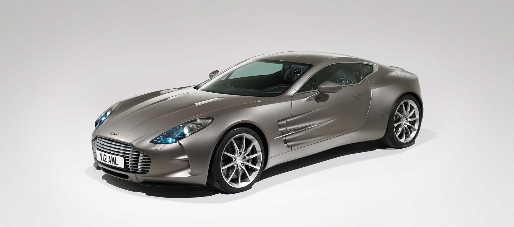 Aston Martin One-77 2009 - 2012 Coupe #3