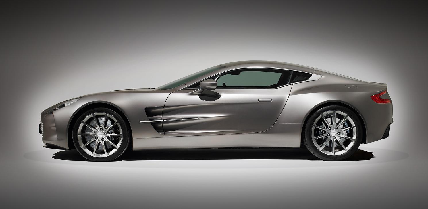Aston Martin One-77 2009 - 2012 Coupe #6