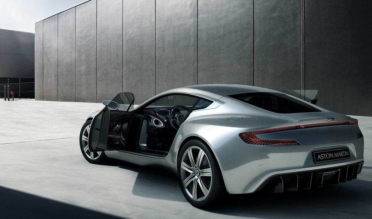 Aston Martin One-77 2009 - 2012 Coupe #1
