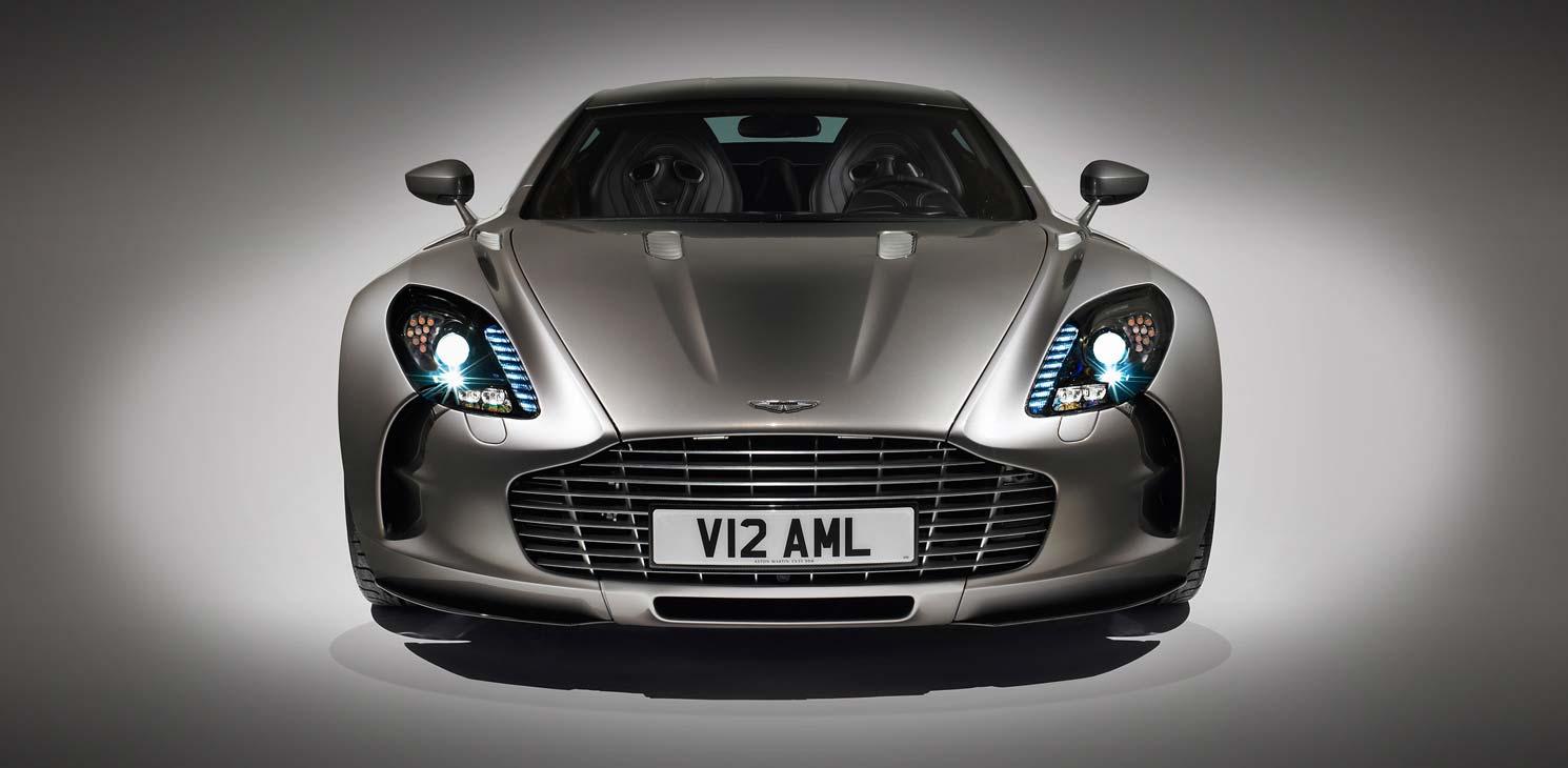Aston Martin One-77 2009 - 2012 Coupe #8