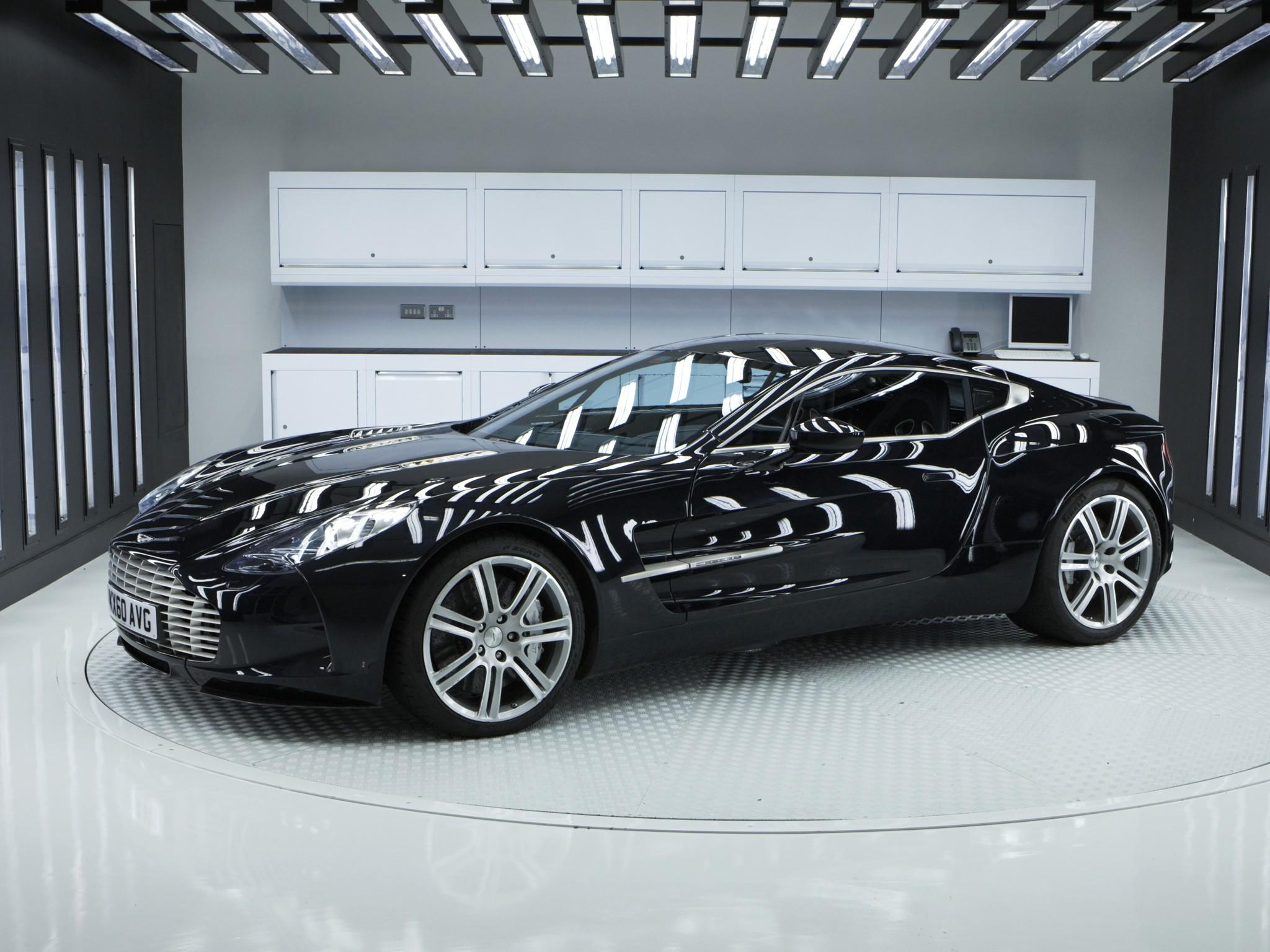 Aston Martin One-77 2009 - 2012 Coupe #4