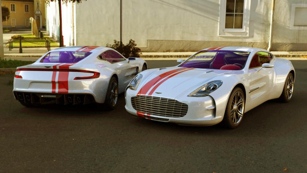 Aston Martin One-77 2009 - 2012 Coupe #2