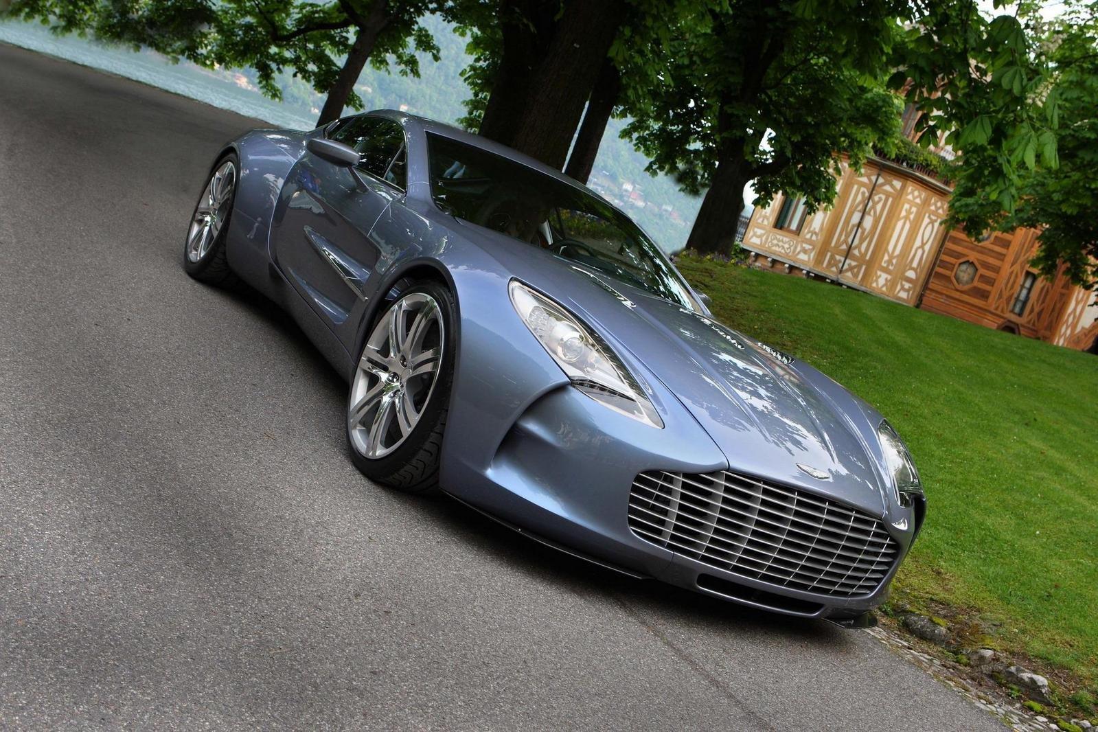 Aston Martin One-77 2009 - 2012 Coupe #7