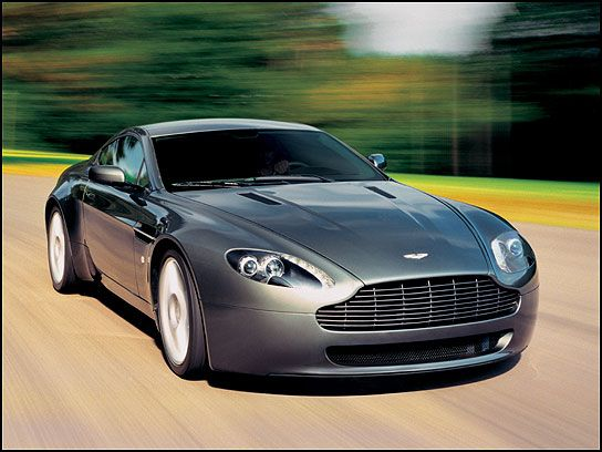 Aston Martin V8 Vantage III Restyling 2008 - now Roadster #3