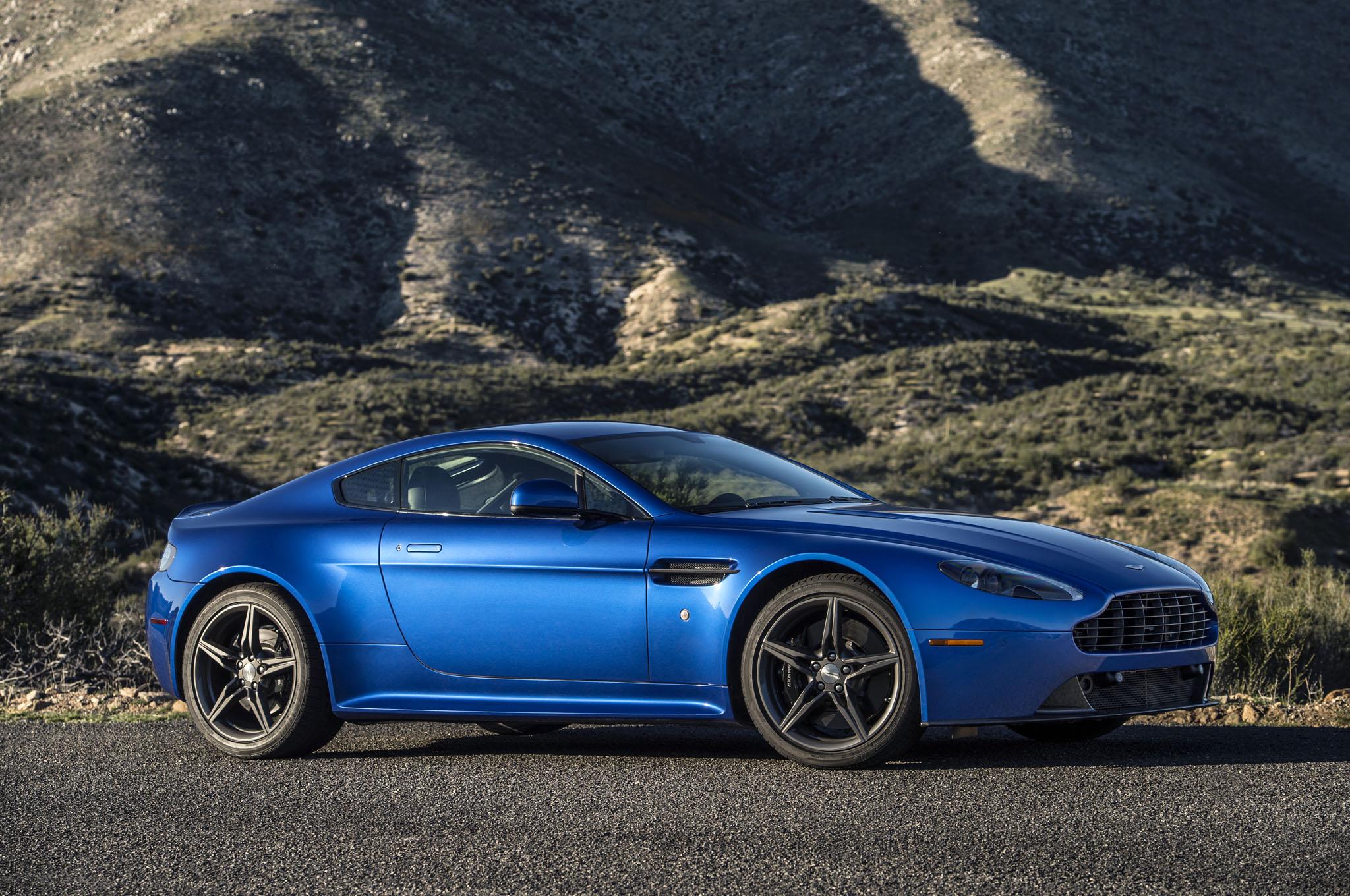 Aston Martin V8 Vantage IV 2017 - now Coupe #5