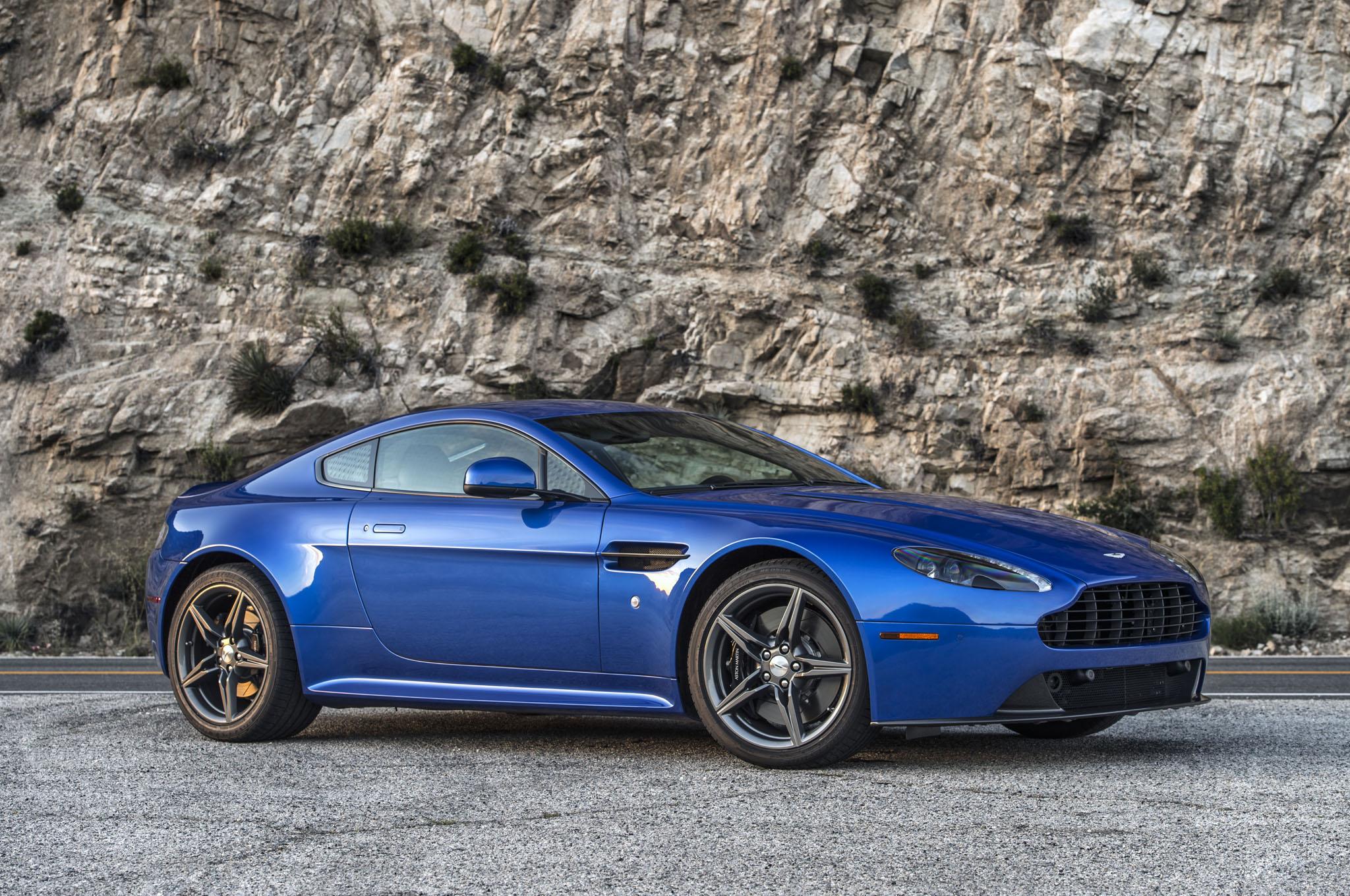 Aston Martin V8 Vantage IV 2017 - now Coupe #4