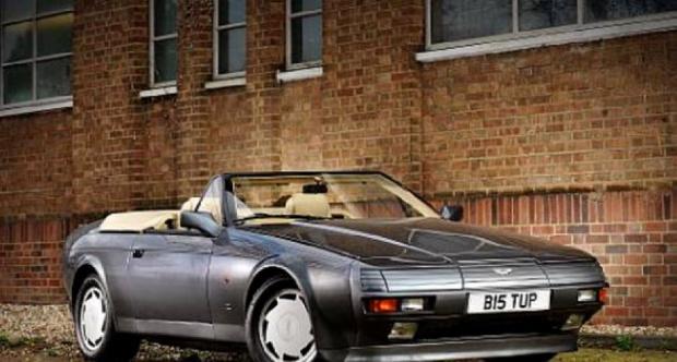 Aston Martin V8 Zagato 1986 - 1989 Coupe #6