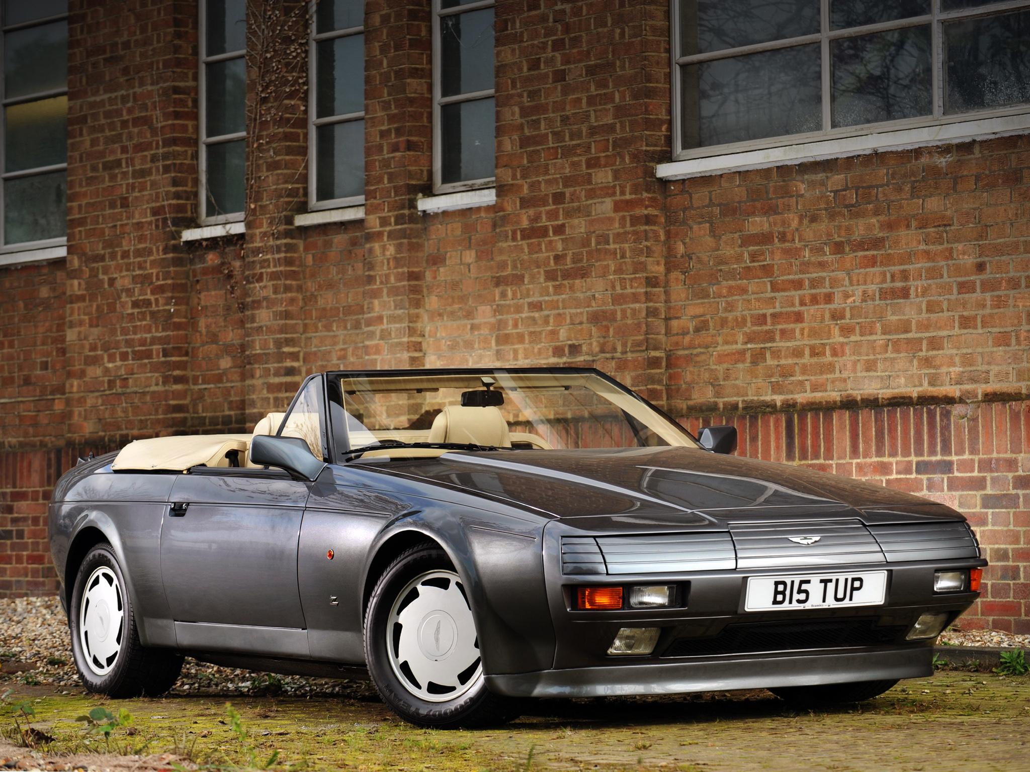 Aston Martin V8 Zagato 1986 - 1989 Coupe #4